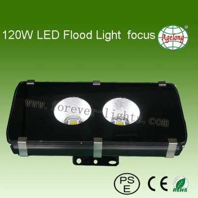 120W LED Flood Light focus 50°