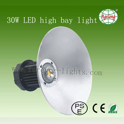 30W LED High Bay Lights 120°