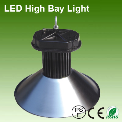 80W LED High Bay Lights 120°