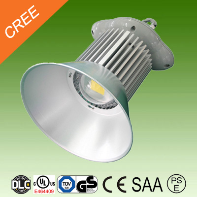 CREE LED high bay lights of our company acquired DLC column name