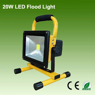 20W Portable Led flood light
