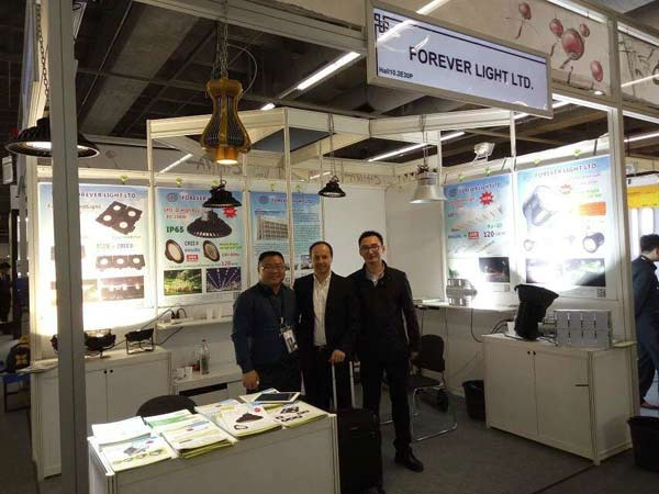 2016 Frankfurt Light + Building Fair came to a successful conclusion