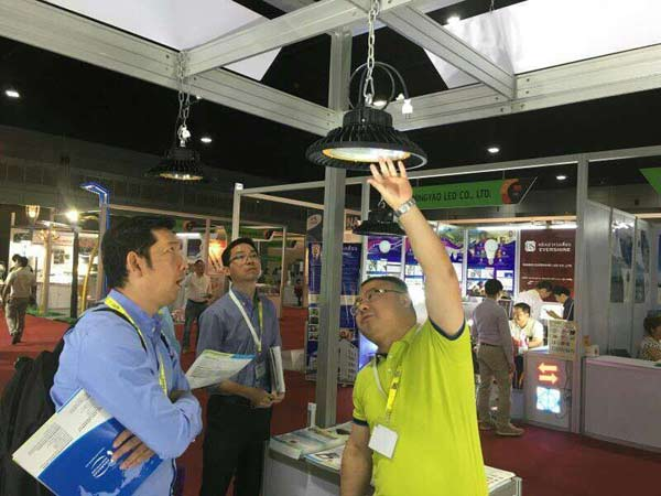 2016 Thailand Lighting EXPO came to a successful conclusion
