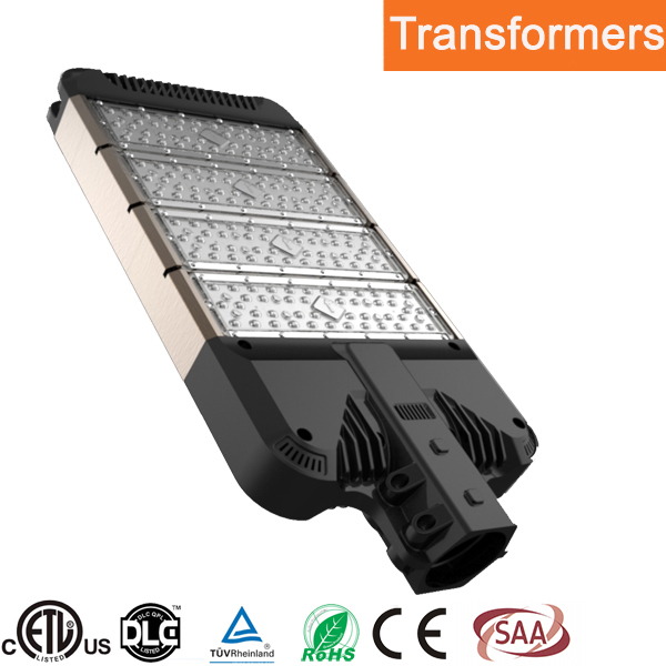 LED street lights (Transformers) 200W