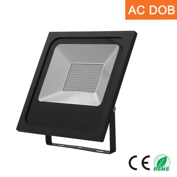 Led flood light (AC DOB) 80W