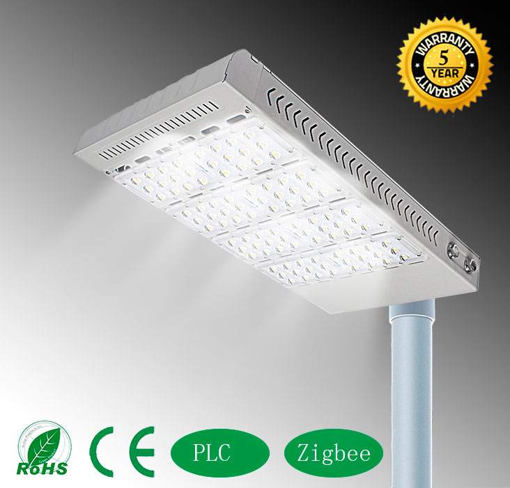 Smart LED street lights  300W