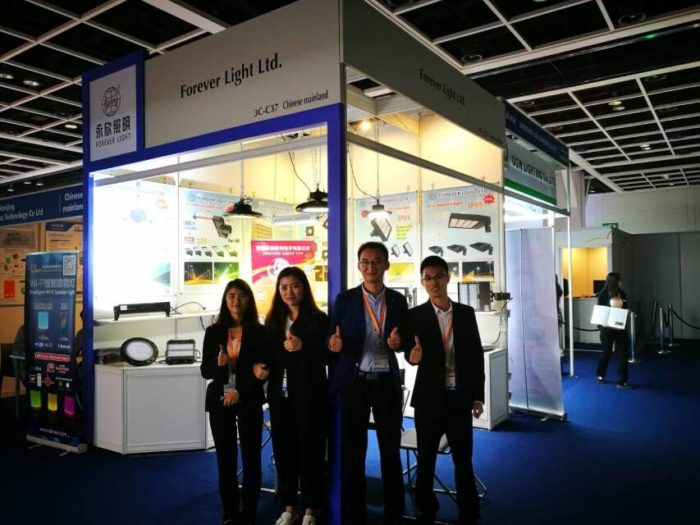 2017 Hong Kong International Lighting Fair (Spring Edition)
