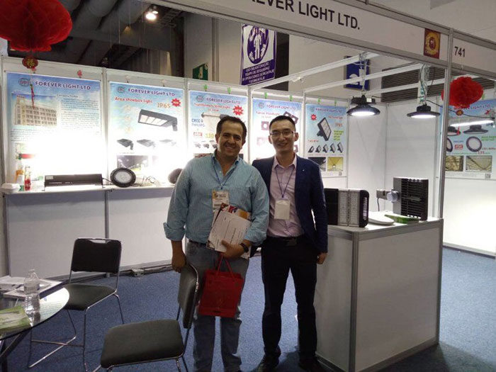 2017 Mexico Expo Electrica International Fair.
