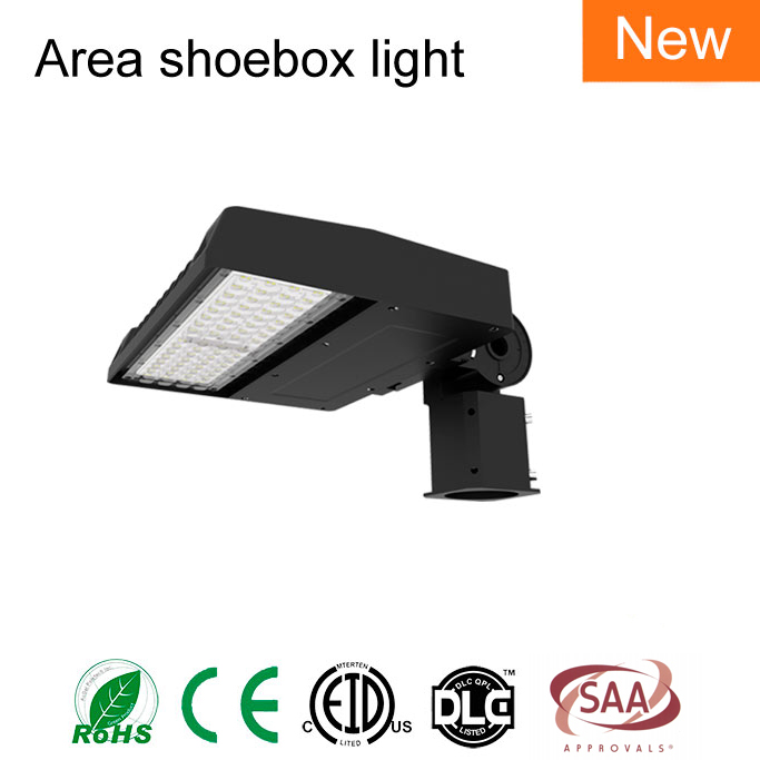LED shoebox light 80W