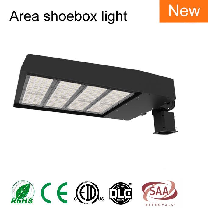 LED shoebox light 300W