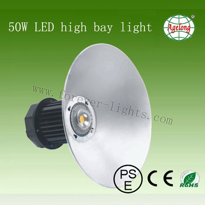 50W LED High Bay Lights 120°