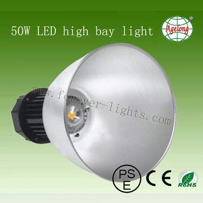50W LED High Bay Light 40°