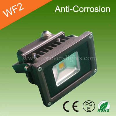 10W Anti-Corrosion Led Flood Light
