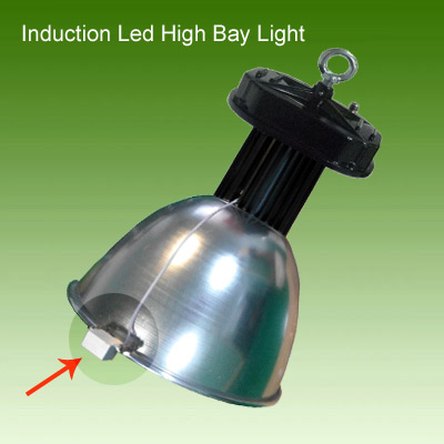 Induction LED High Bay light 50W-300W