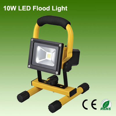 10W Portable Led flood light