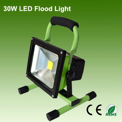 30W Portable Led flood light