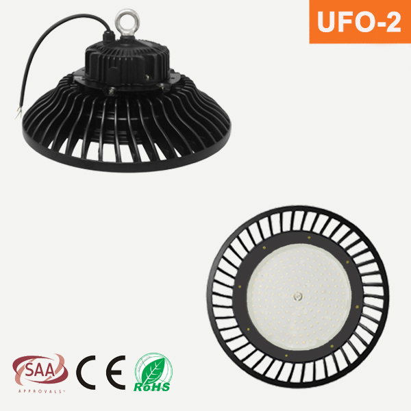 UFO-2 LED high bay light (Philips LED) 120W