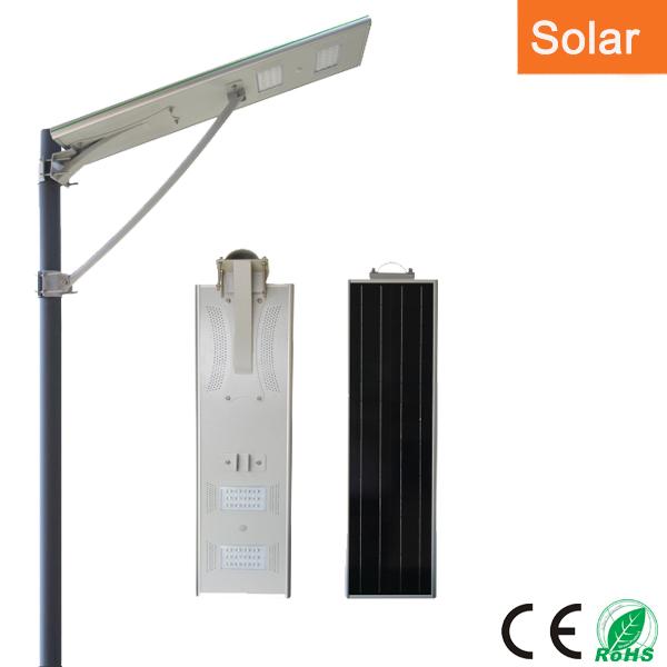 Solar LED street lights  25W