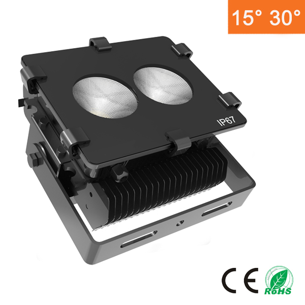 100W Led flood light (15° – 30°)