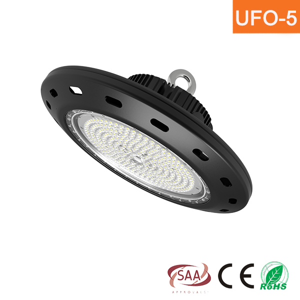 UFO-5 LED high bay light 200W