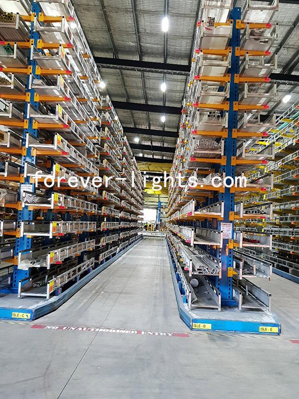 Australia,Forever Light  200W Linear high bay light used in warehouse lighting