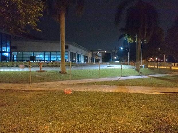 Singapore,New LED street lights for Singapore industrial park lighting